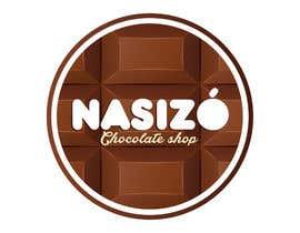 #53 para Logo for my chocolate shop por telephonevw