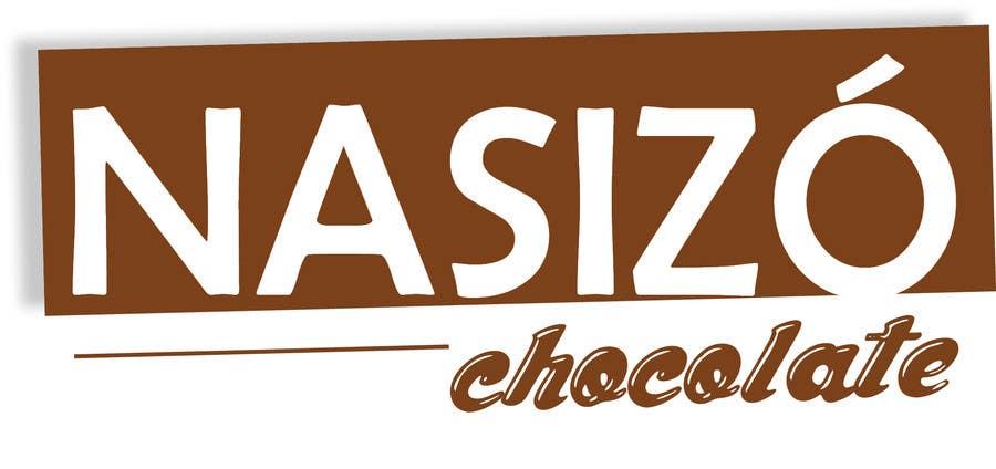 Inscrição nº                                         5                                      do Concurso para                                         Logo for my chocolate shop