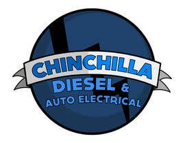 JibzK tarafından Design a Logo for CHINCHILLA DIESEL & AUTO ELECTRICAL için no 92
