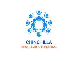 smMediaworks tarafından Design a Logo for CHINCHILLA DIESEL & AUTO ELECTRICAL için no 91