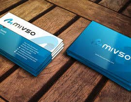#35 for Design some Business Cards for Mivso by ezesol
