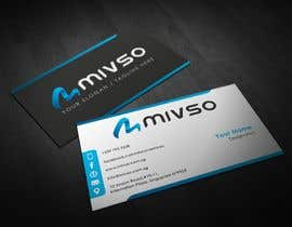 #12 for Design some Business Cards for Mivso by pointlesspixels