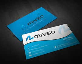 #27 for Design some Business Cards for Mivso by pointlesspixels