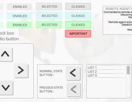 #19 for NASA Contest: Robotic Systems User Interface Theme by iyenal