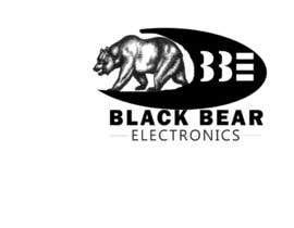 #34 cho Design a Logo for Black Bear Electronics bởi dpk013