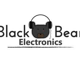 #47 cho Design a Logo for Black Bear Electronics bởi DjSaturn