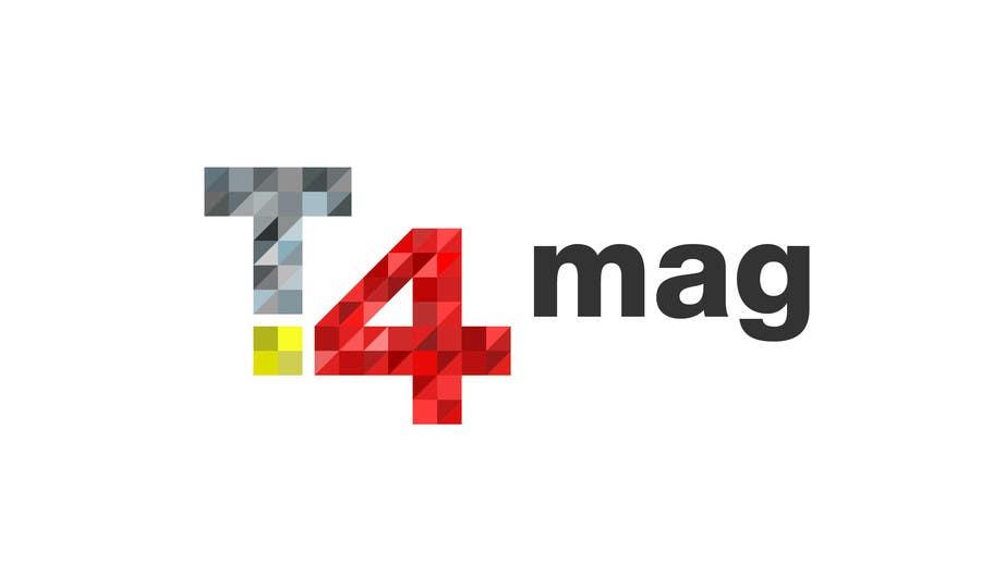 Penyertaan Peraduan #                                        154                                      untuk                                         Design a Logo for a tech news website