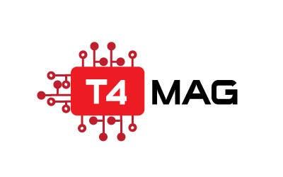 Penyertaan Peraduan #                                        163                                      untuk                                         Design a Logo for a tech news website