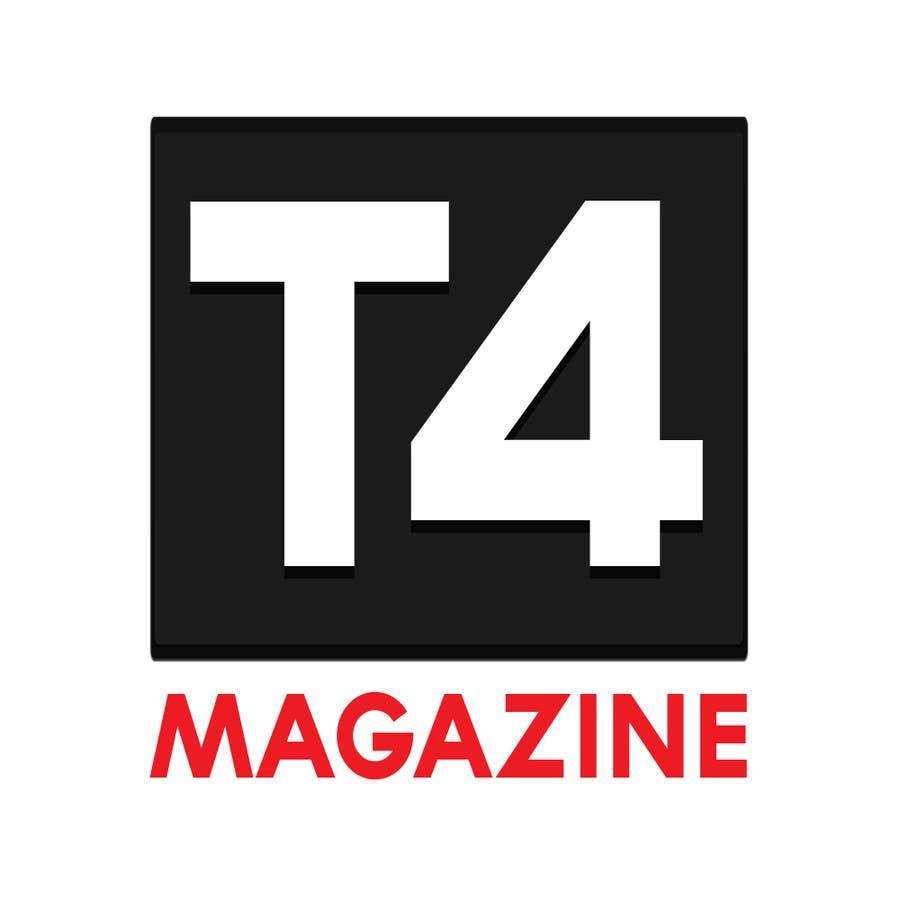 Penyertaan Peraduan #                                        116                                      untuk                                         Design a Logo for a tech news website