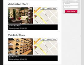 #47 para Website Design for The Shoehouse por tuanrobo