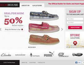 #50 pentru Website Design for The Shoehouse de către tuanrobo