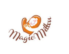 nº 99 pour Logo Design for Magic Mitten, baby calming aid par eLenaKa7