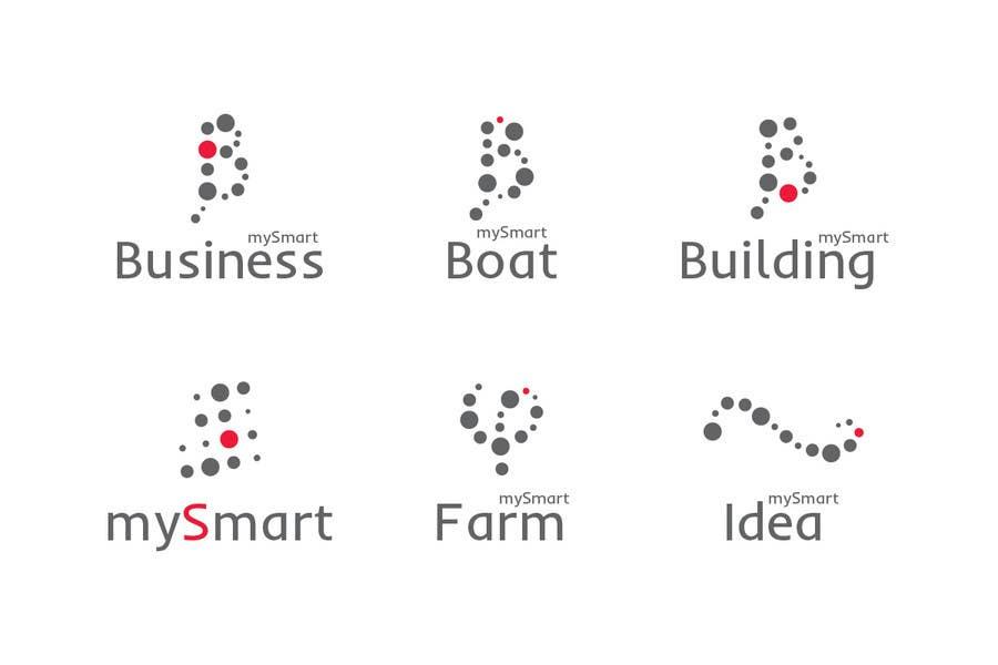 Kilpailutyö #                                        183                                      kilpailussa                                         Logo Designs for mySmart