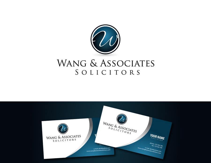 Bài tham dự cuộc thi #                                        13                                      cho                                         Logo Design for Wang & Associates Solicitors