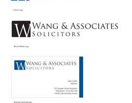 #2 for Logo Design for Wang & Associates Solicitors by bwinterdesign