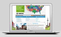 Graphic Design Entri Peraduan #22 for Website Design for TS Project