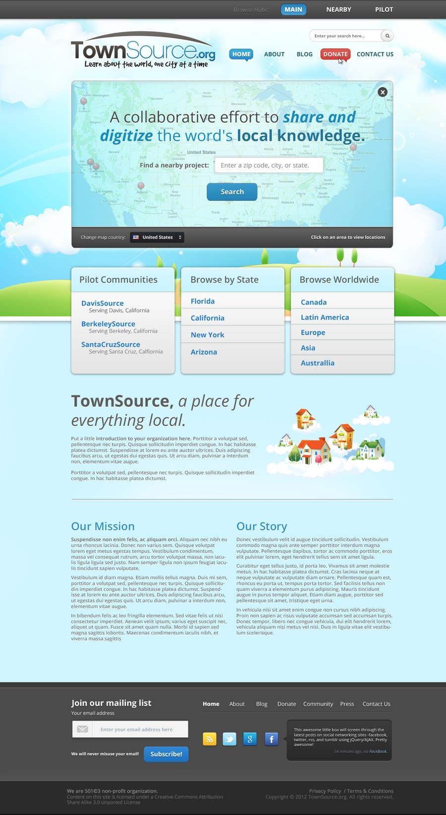 Penyertaan Peraduan #                                        29                                      untuk                                         Website Design for TS Project