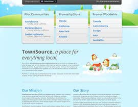 #29 untuk Website Design for TS Project oleh andrewnickell