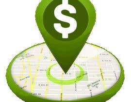 #35 untuk Design a Logo for an app that gives you directions to the nearest mobile money agent oleh albertnashaat