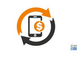 #22 untuk Design a Logo for an app that gives you directions to the nearest mobile money agent oleh CAMPION1