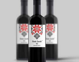 Graphic Design For A Wine Label With Romanian Folk Motifs Freelancer