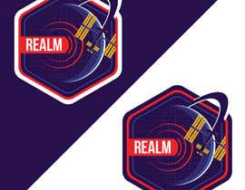 #71 for NASA Challenge: Create a Graphic/Patch Design for the REALM project by Adrianm2d