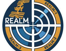 #66 for NASA Challenge: Create a Graphic/Patch Design for the REALM project by creativeoncall