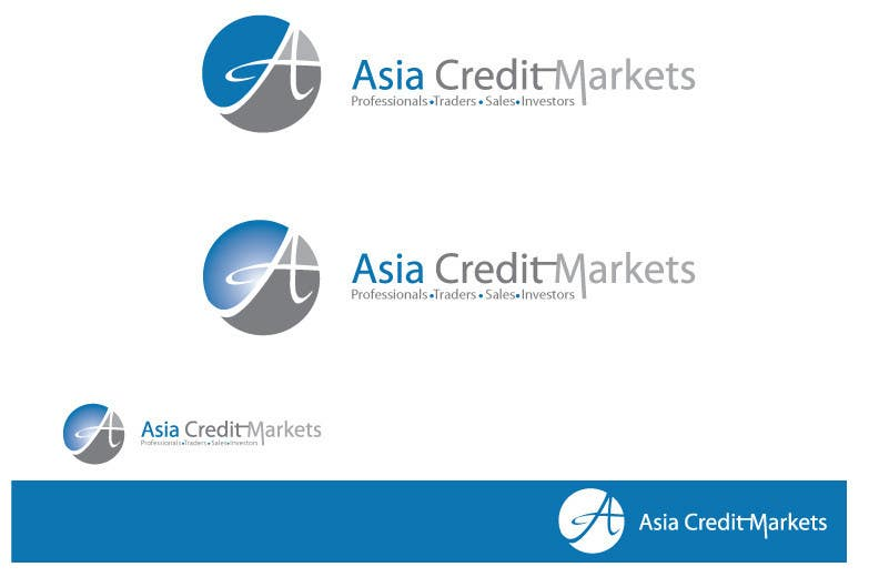Конкурсная заявка №21 для Logo Design for Asia Credit Markets
