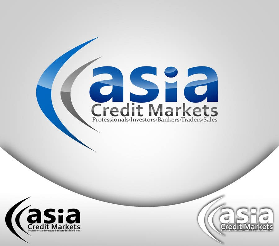 Конкурсная заявка №184 для Logo Design for Asia Credit Markets