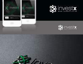 #36 para Logo Design for InvestX por maidenbrands