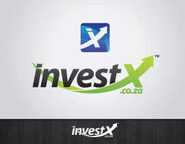 #75 para Logo Design for InvestX por tiffont