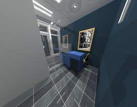 #4 for 3D Modelling: High End Residential Lobby af Ruzh