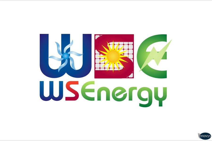 Inscrição nº 259 do Concurso para Logo Design for WS Energy Pty Ltd