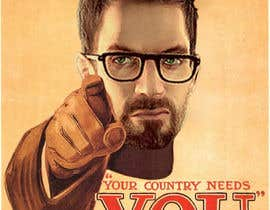 nº 7 pour Change the classic Britain Needs You poster to be Gordon Freeman par hamt85