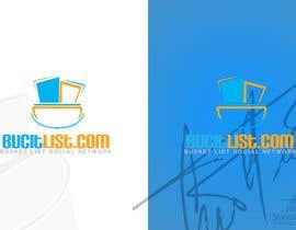 #133 untuk Logo Design for bucitlist.com oleh stanislawttonkow