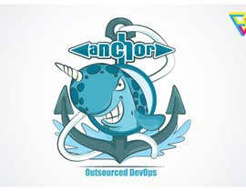 #106 para Sticker Design for Anchor por Ferrignoadv