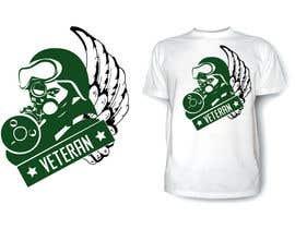 Nro 6 kilpailuun Design a T-Shirt that supports USA Military and/or USA Veterans käyttäjältä dianalakhina