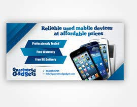 #33 for Design a Banner for Funky Gadget Store by sabdulghani