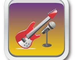 #13 for Design a Icon for a App/WebSite (music related) af wbengelbrecht