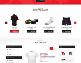 #27 untuk Design a website to include online store and an exclusive customer area oleh syrwebdevelopmen
