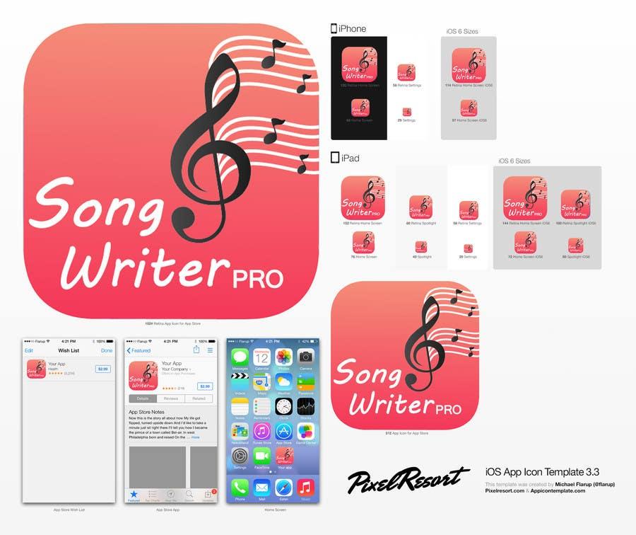 Inscrição nº                                         19                                      do Concurso para                                         App Icon re-design