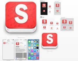 #30 para App Icon re-design por dreamstudios0