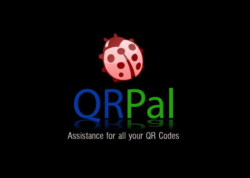 Penyertaan Peraduan #                                        46                                      untuk                                         Logo Design for QR Pal