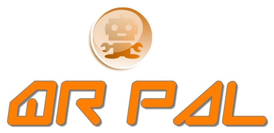 Penyertaan Peraduan #                                        163                                      untuk                                         Logo Design for QR Pal