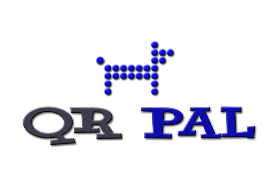 Penyertaan Peraduan #                                        168                                      untuk                                         Logo Design for QR Pal