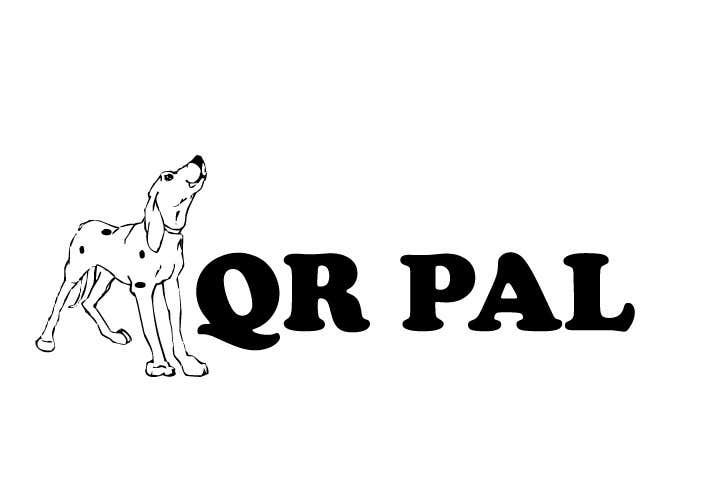 Penyertaan Peraduan #                                        166                                      untuk                                         Logo Design for QR Pal