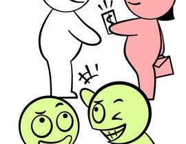 Nro 15 kilpailuun Freeloader/Parasite. Design single-panel illustration or cartoon symbolizing a Freeloader/parasite. (multiple winners possible). käyttäjältä satherghoees1