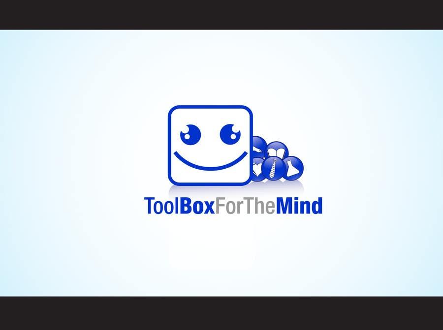 Inscrição nº                                         418                                      do Concurso para                                         Logo Design for toolboxforthemind.com (personal development website including blog)