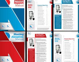 #5 для New Brochures - Graphic Design for Pan Abrasives от catarojas