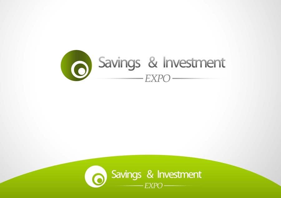 Kilpailutyö #164 kilpailussa Logo Design for Savings and Investment Expo